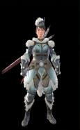 MHR Kadachi Armor Woman