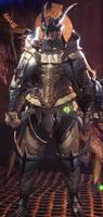 Legiana Armor (MHW)