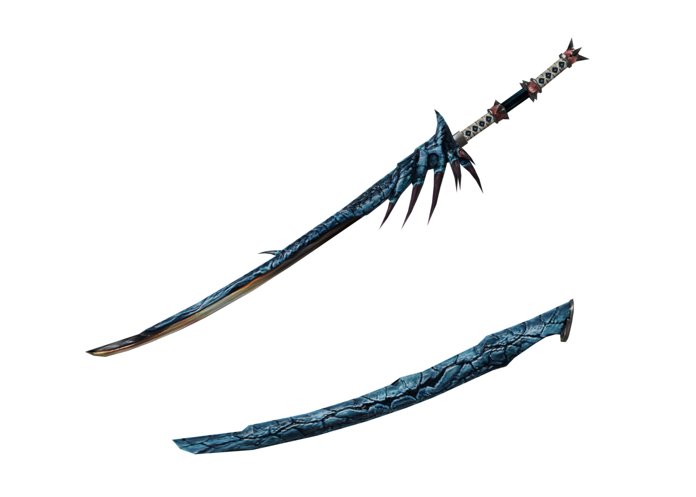A. Rathalos Long Sword I (MHO)