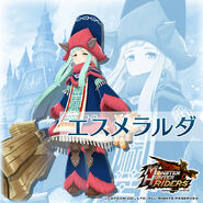 MHR-Esmeralda Twitter Introduction Image