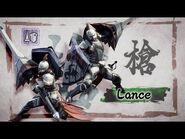 Monster Hunter Rise - Lance