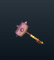 MH4U-Relic Hammer 004 Render 001