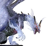 Capcom Figure Builder Plus Volume 13- Xeno'Jiiva (Enraged State) Figure 004