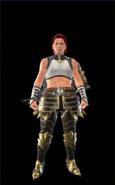 MHR Chrome Armor Man