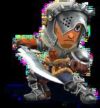 SSB4-Hunter's Armor (Male) Render 001