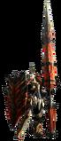 MH4-Gunlance Equipment Render 001