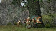 MHF1 Kokoto Farm Bug Tree White Hammer