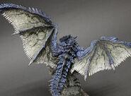 Capcom Figure Builder Creator's Model Azure Rathalos 006