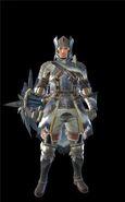 MHR Baggi Armor