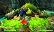 MHST-Green Nargacuga and Nargacuga Screenshot 001
