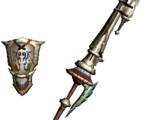 Legend Gunlance (MHGU)