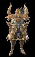 MHR Diablos Armor Woman