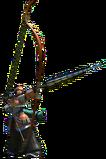 MHXX-Bow Equipment Render 001