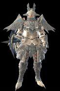 MHR Basarios Armor Man