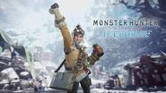 Monster Hunter World Iceborne - A tour with the Handler