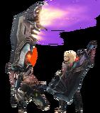 MHW-Great Sword Equipment Render 002