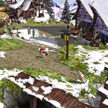 MHGen-Pokke Village Screenshot 001.png