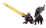 MH3-Long Sword Equipment Render 002