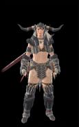MHR Dober Armor Woman