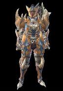 MHR Tigrex Armor Woman