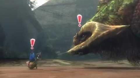 Monster_Hunter_3_(Tri)_G_-_Mountain_vs._Mole_(Kayamba_and_Duramboros_intro)