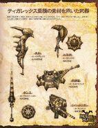 Black Tigrex Scan 6