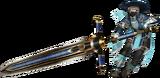 FrontierGen-Great Sword Equipment Render 001