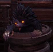Rotten moly