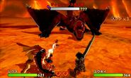 MHST-Molten Tigrex and Rathalos Screenshot 002