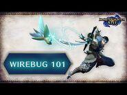 Monster Hunter Rise- Hunting 101 – Wirebug