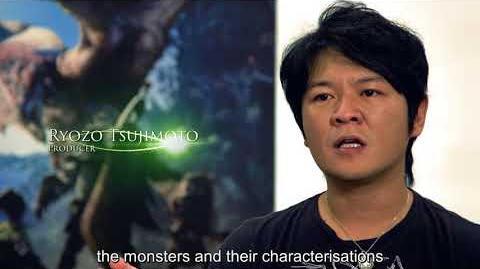 Aerys III Targaryen/Así se hizo Monster Hunter: World - episodios dos y tres
