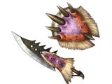 Cuchillo de hidra (MH3U)