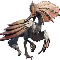 Wyvern Pájaro