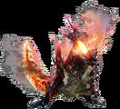 MHXX-Render Glavenus Inferno