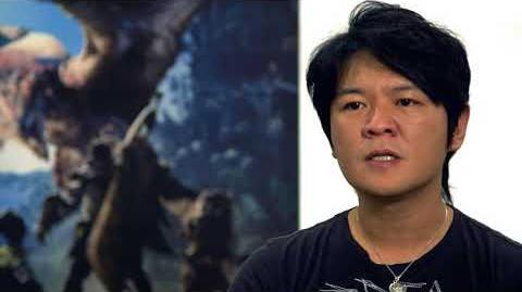 Aokmine/Así se hizo Monster Hunter World - primer episodio
