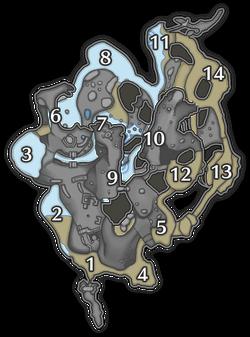 MHRise-Mapa Grutas de Lava.png