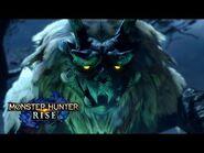 Monster Hunter Rise - Wyvern Riding Trailer-ES-