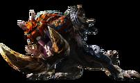 MHX-Render Tetsucabra Toro
