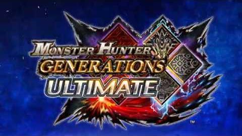 Flashangel/Monster Hunter Generations Ultimate llega a Nintendo Switch