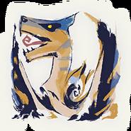 MHRise-Icono Tigrex