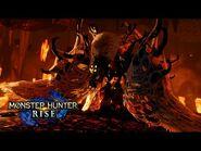 Monster Hunter Rise - Rampage Trailer(ES)
