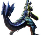 MH3U: Monstruos