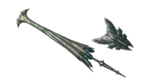 MH3U-Render Lanza Agnaktor Glacial.png