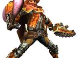 Wroggi y Gran Wroggi: Equipo
