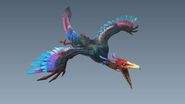 MHW-Render Pteryx Selvático