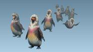 MHWI-Render Pingüino Lanudo
