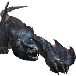 MHFU: Monstruos