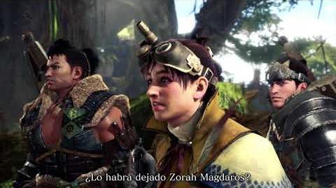 Aerys III Targaryen/Monster Hunter: World presenta nuevos contenidos antes de su lanzamiento