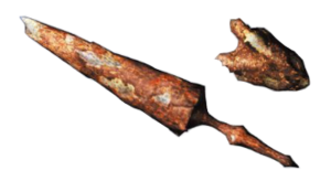 MH4U-Render Lanza Oxidada.png