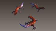 MHW-Render Gecko Crepuscular
